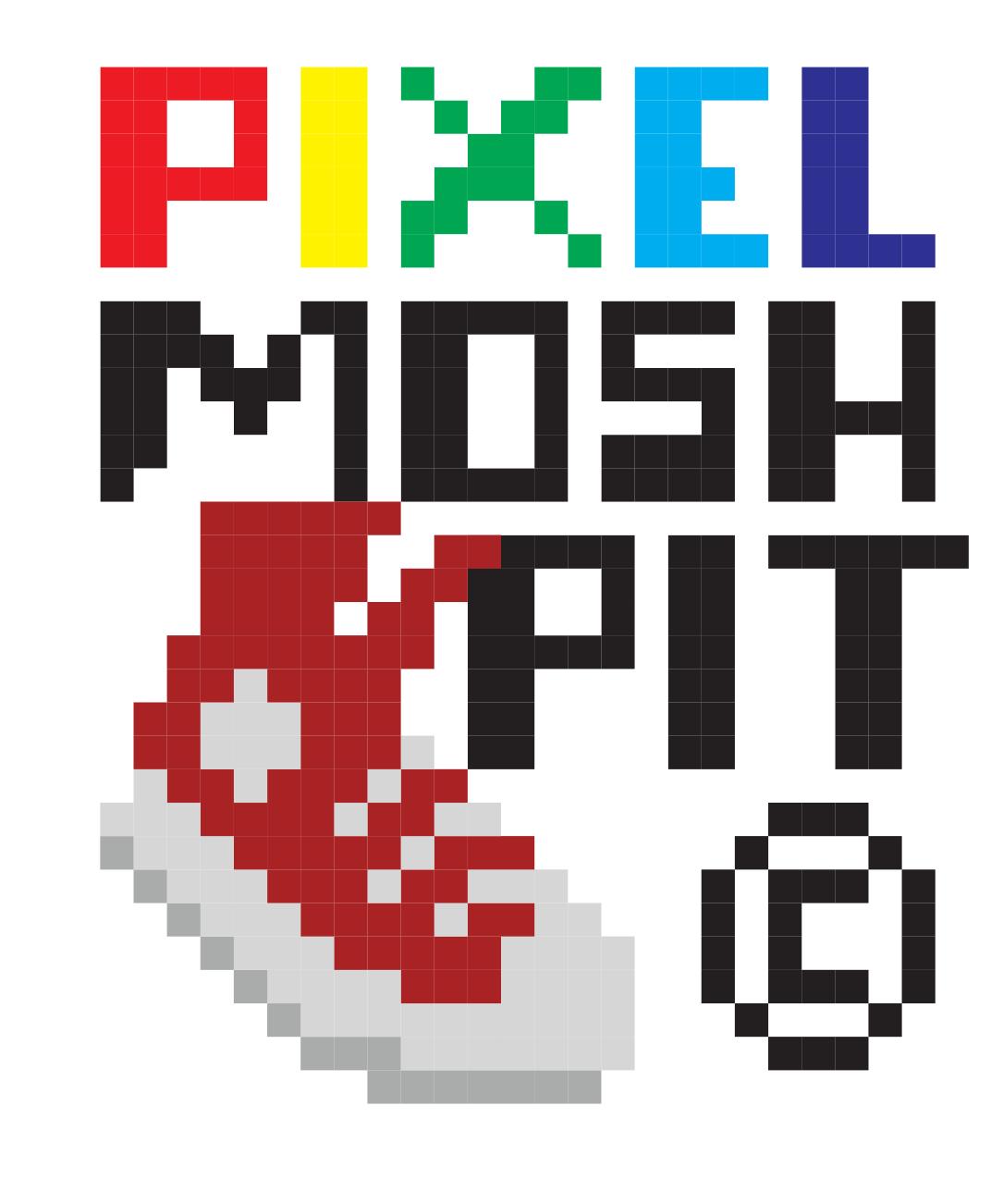 Pixel Moshpit